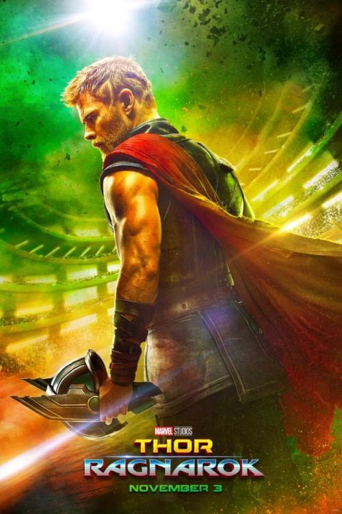 دانلود فیلم Thor: Ragnarok 2017